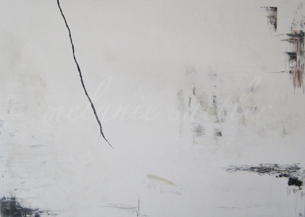 Mischtechnik auf Leinwand 120 x 160 cm